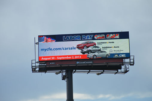 Emera Media Billboard 1